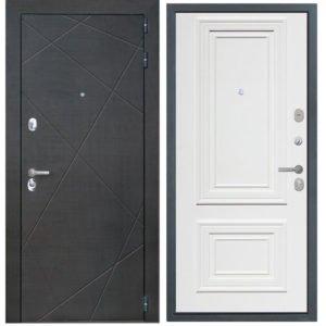 Стальная дверь ИНТЕКРОН СЕНАТОР Сан Ремо_1 9003