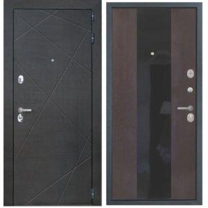Стальная дверь ИНТЕКРОН СЕНАТОР Спациа 3 Венге