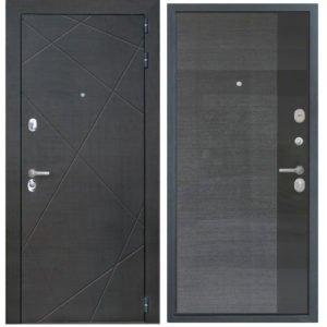 Стальная дверь ИНТЕКРОН СЕНАТОР Спациа 4 Телла Gloss