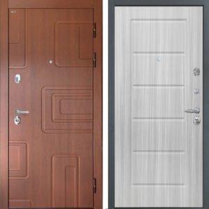 Стальная дверь Интекрон Элит ФЛ-39 Сандал белый